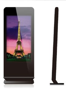 42 Inch Stand Alone Digital Advertising Display, LCD Display Advertising pictures & photos