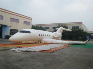 Inflatable Advertising Airplane Inflatable Model Inflatable Cartoon on Sale (AQ74270) pictures & photos