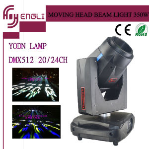 Professional 350W 17r Spot Beam Moving Head Disco Stage Lighting pictures & photos
