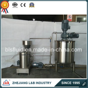 Bls Stainless Steel 1000 Liters Mixing Tank for Sale pictures & photos