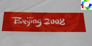 Qualified Banner Manufature for 2008 Olympics pictures & photos