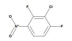 3-Chloro-2, 4-Difluoronitrobenzene CAS No. 3847-58-3 pictures & photos