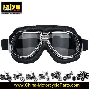 4481039 Fashionable ABS Harley Type Goggles for Motorcycle pictures & photos