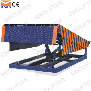 10t China Hot Sale Hydraulic Pump Yard Ramp pictures & photos