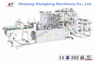 Layer 8-Line Bottom Sealing Bag Making Machine (SL-650) pictures & photos