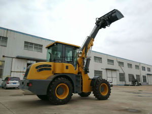 Small Multi Function Telescopic Handler Forklift Telehandler pictures & photos