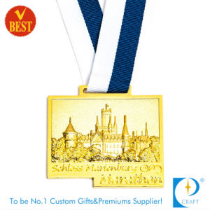 Custom Gold Award 3D Marathon Sport Running Medal pictures & photos