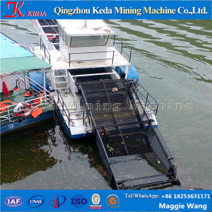ISO9001 Quality Weed Cutting Vessel, Garbage-Treatment Boat pictures & photos
