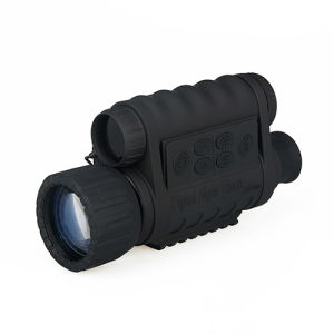 6X50mm 5MP HD Digital Monocular Night Vision Scope for Outdoor Huning Cl27-0016 pictures & photos