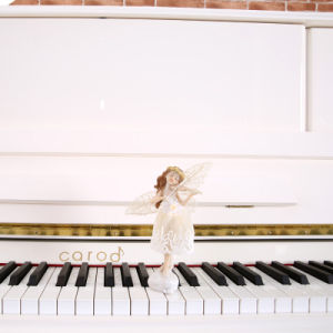 123cm White Upright Piano pictures & photos