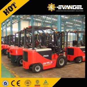 YTO 2.5ton Small Battery Forklift CPD25 Cheaper price pictures & photos