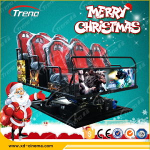 Hot Sale Amusement 5D 6D 7D 9d 12D Xd Motion Cinema Theater Simulator pictures & photos