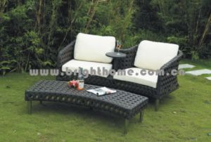 Leisure Garden Sofa Set Wicker Furniture Bl-2331f pictures & photos