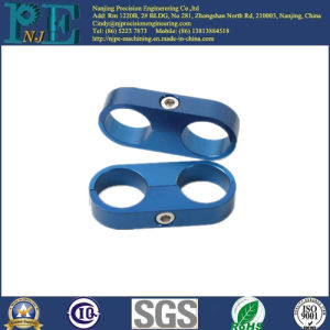 Customized Steel CNC Machining Zinc Plating Components pictures & photos