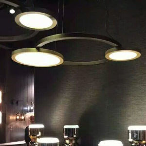 Very Beautiful Modern restaurant LED Pendant Light Lighting in Bronze for Hotel / Home pictures & photos