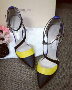New Style Fashion High Heel Women Shoes (W02-2) pictures & photos