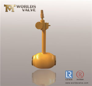 Welded End Ball Valve (WDS) pictures & photos