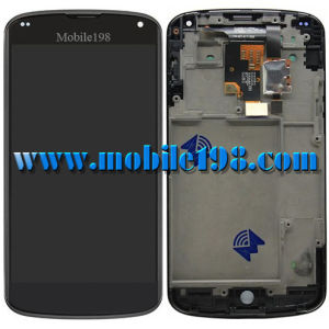 Replacement LCD Screen for LG Google Nexus 4 E960 with Digitizer Touch pictures & photos