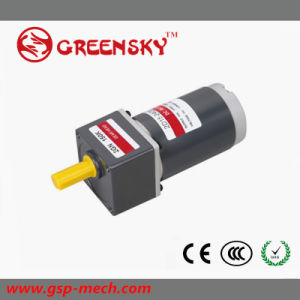 Hot Selling! GS Long Life High Quality 15W 60mm DC Motor pictures & photos