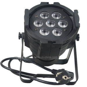 7PCS*10W LED DMX Notwaterproof Indoor Wash Light for Stage DJ pictures & photos