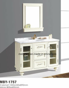 "15"" New Design American Style Solid Wood Bathroom Vanity pictures & photos"