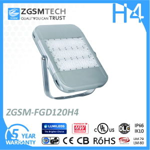 Lumiled Luxeon 3030 LED Chip 40W 80W 120W 160W 200W LED Flood Light Floodlight IP66 Ik10 pictures & photos