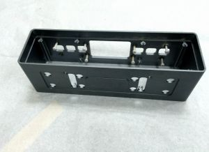 High Precision CNC Machining Aluminum Extrusion Box Use for Audio&Amplifier Sets pictures & photos