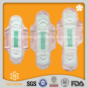 Ultra Thin Breathable Anion Sanitary Pads for Female Use (SF) pictures & photos