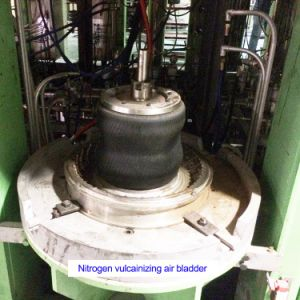 Custom Design Motorcycle Tire Making Machine pictures & photos