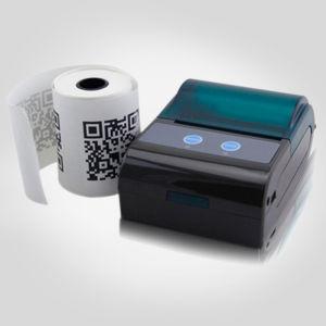 Sh58mm Bluetooth Mobile Receipt Printer, Thermal Receipt Printer