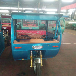 110cc Engine 48V 800W Motor Hybrid Cargo Tricycle pictures & photos