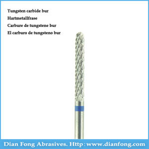 C023CE High Quality Cross Cut Tungsten Carbide Drill Dental Engraver pictures & photos