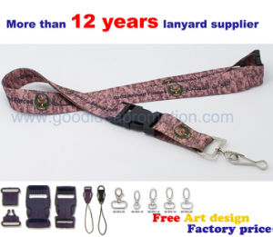 2.5cm Heat Transfer Printing Lanyard pictures & photos