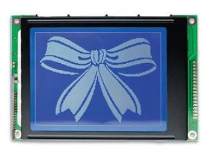 LCD Module with White LED Side Light pictures & photos