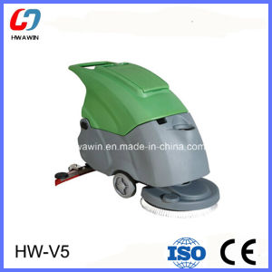 Compact Electric Floor Scrubber Machine pictures & photos