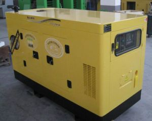 Portable Silent Diesel Generator Set 10-20kVA pictures & photos