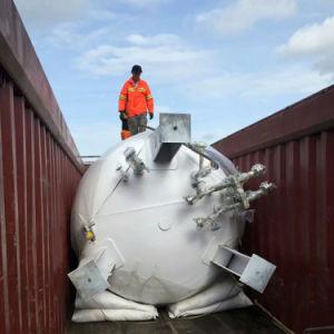 Cryogenic Liquid Tank pictures & photos