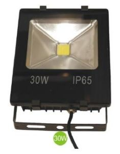 30W LED Flood Light with Integrated Frame