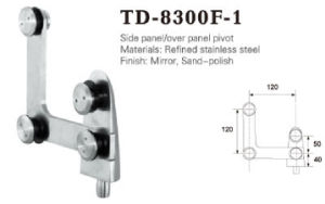 Glass Connector Swing Door Series Hinge Td-8300f-1 pictures & photos