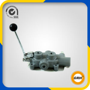 100L/Min Hydraulic Hand Control Log Splitter Valve for Log Splitter pictures & photos