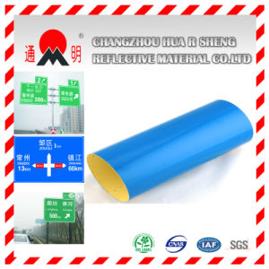 Super High Intensity Grade Prismatic Reflective Sheeting (TM9200) pictures & photos