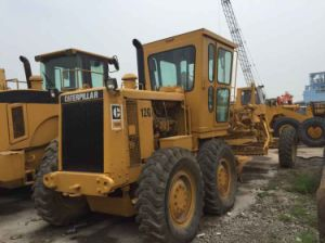 Japan Caterpillar 12g Motor Grader for Sale pictures & photos