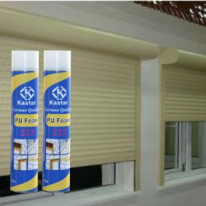 High Quality CFC Free Joint Polyurethane Foam (Kastar 222) pictures & photos