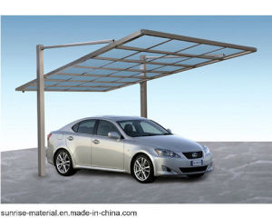 Aluminium Profile for Car Shed pictures & photos