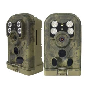 Special Night Vision Pics 850nm Illuminationtrail Camera