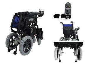 Electric Wheelchair Hzw3471 pictures & photos