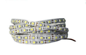 12V SMD3528 60LED Single Color Flexible LED Strip Light (ST3528-12-60-01) pictures & photos