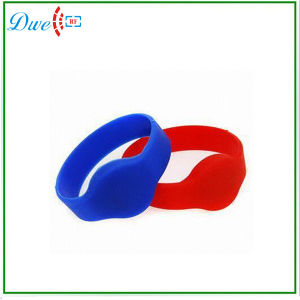 125kHz RFID Silicone Bracelet for Access Control System pictures & photos
