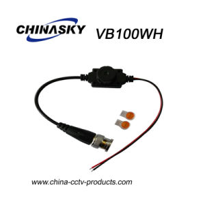 Water-Proof CCTV 1CH Passive Video Balun with RJ45 (VB100WH) pictures & photos