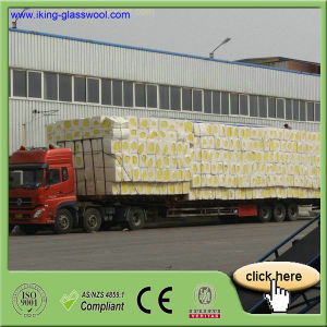 Glass Wool Factory Fiber Glass Wool Board pictures & photos